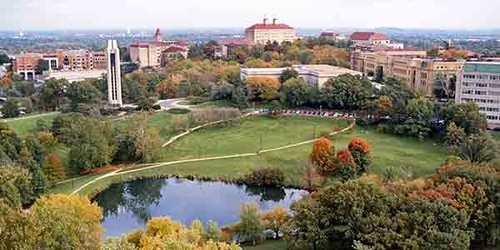 Kansas list of top party colleges
