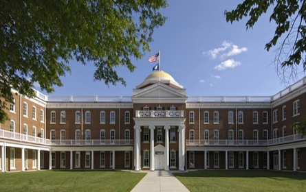 Longwood list of top party colleges