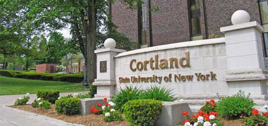 suny cortland list of top party colleges
